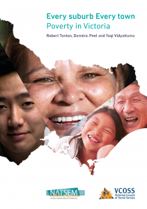 VCOSS' Poverty in Victoria report